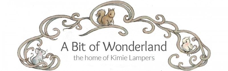 A Bit of Wonderland - the home of Kimie Lampers